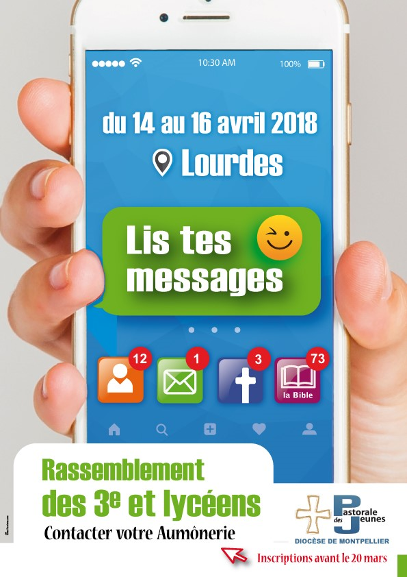 Rassemblement aumonerie Lergue Hérault