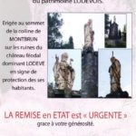 Sauvons la statue de Saint Fulcran